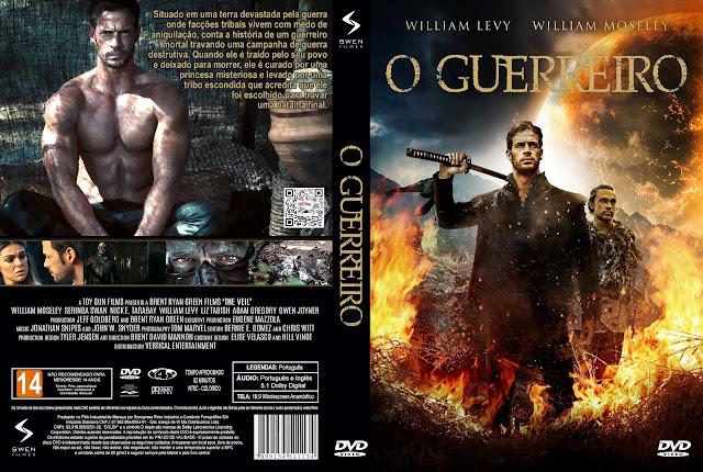 Capa DVD O Guerreiro [Custom]