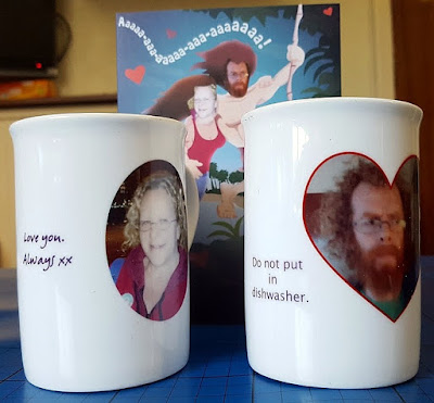 Valentine's Gifts For The Romantic....and the downright witty.
