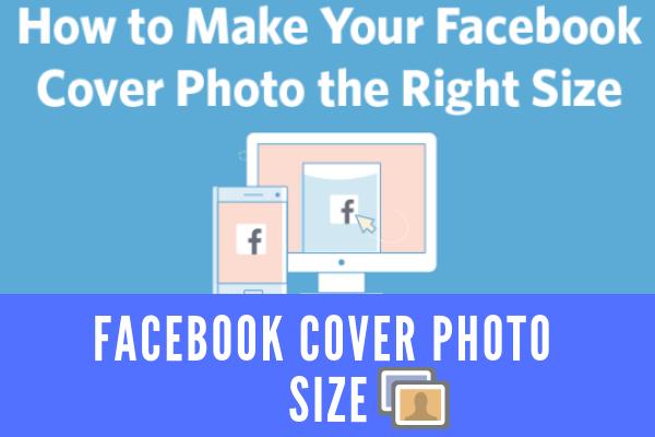 Facebook Cover Photos Size