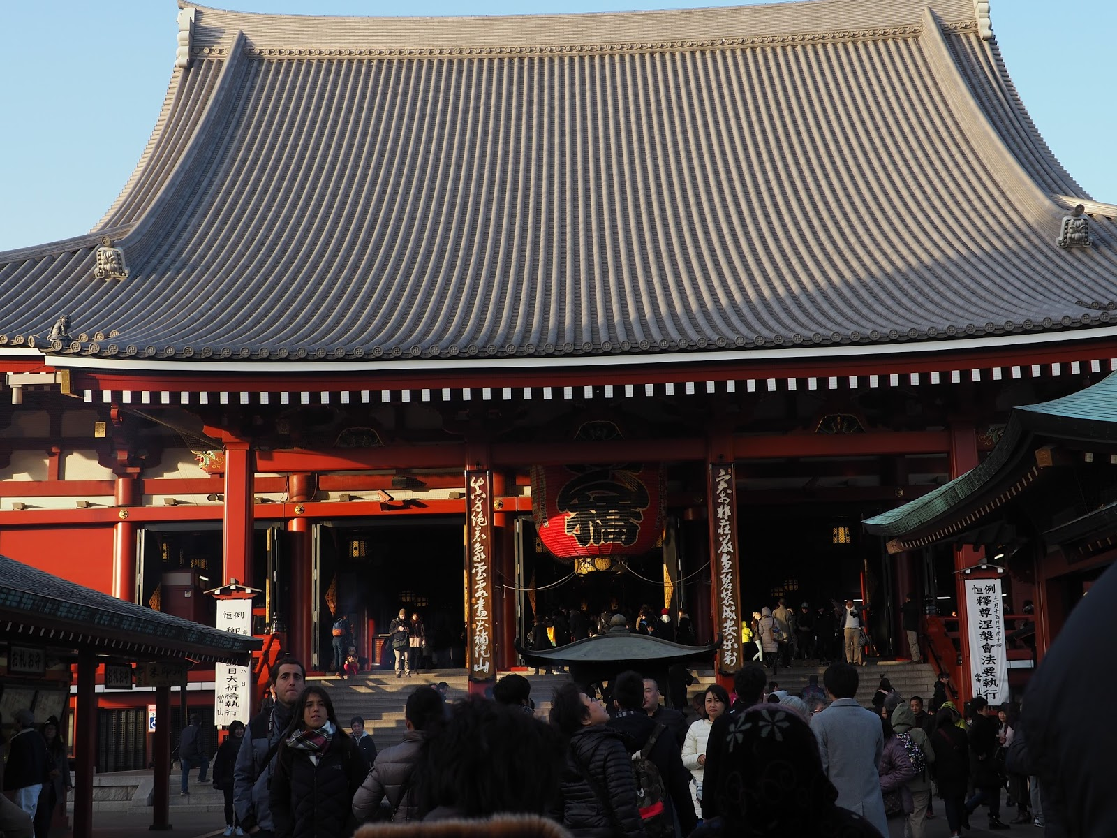 japan temple buddhist tokyo