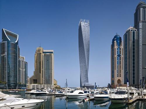 Câu chuyện về tòa nhà 80 tầng.