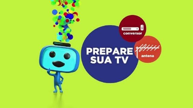 155 cidades do Paraná terão o sinal analógico desligado a partir de novembro