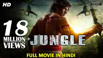 Jungle 2018 Hindi Dubbed 480p WEB-DL x264 AAC – 400MB