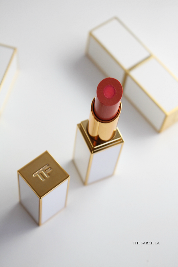tom ford soleil 2016, tom ford moisturecore lip color review swatch, tom ford moisturecore carriacou swatch
