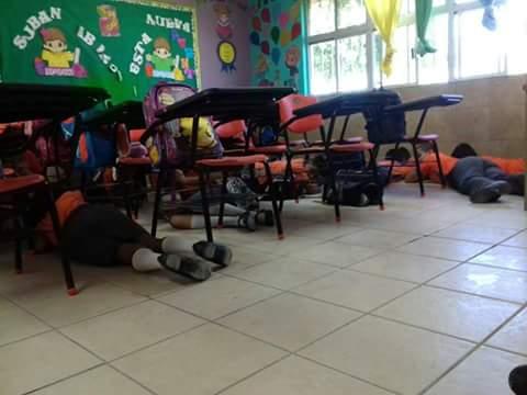 Se registran nuevas Balaceras y persecuciones en Reynosa dejan a militar herido, niños asustados