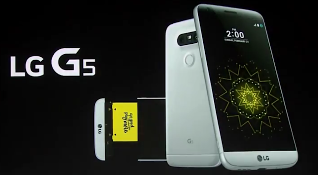 LG G5 SmartPhone 2016