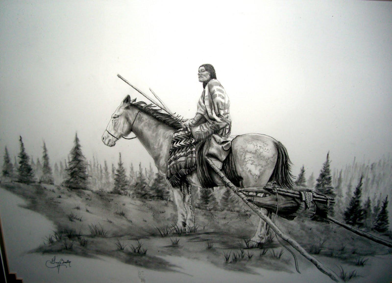 Indigenous Renderings Native American Gallery