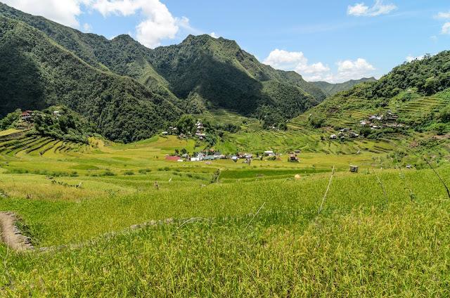 8th Wonder of the World Batad Rice Terraces Ifugao Cordillera Administrative Region Philippines Batad Rice Terraces High Noon