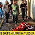 TENTATIVA DE GOLPE MILITAR NA TURQUIA TERMINA COM AO MENOS 265 MORTOS