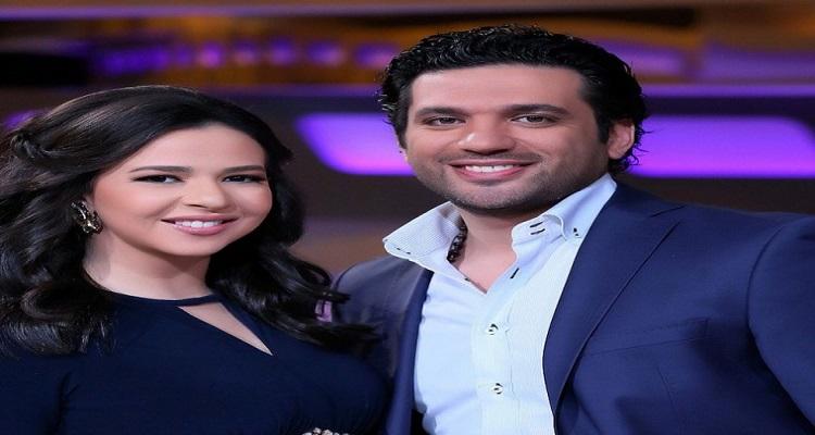 شاهد اول صورة لحسن الرداد و إيمي سمير غانم بملابس العمرة