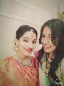 Vikram Daughter Engagement Ceremony-thumbnail-2