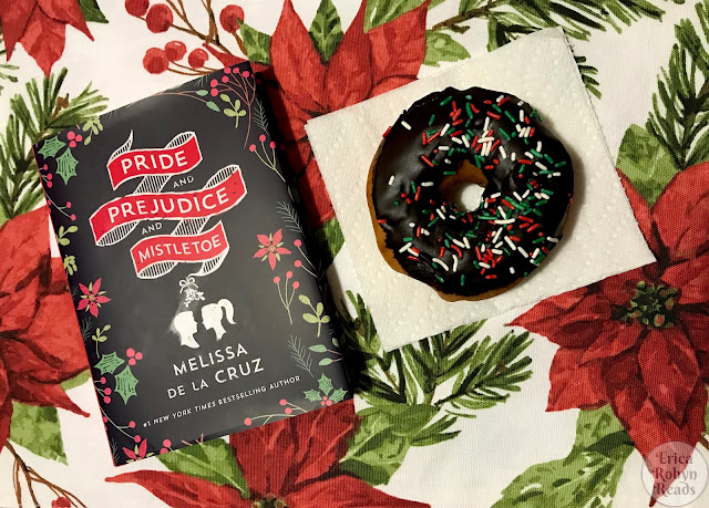 Book Review of Pride and Prejudice and Mistletoe by Melissa de la Cruz