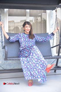 Actress Lakshmi Manchu Pictures at Lakshmi Bomb Movie Interview  0147