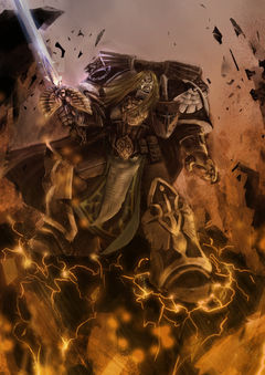 Updated: Evidence of the Dark Angels Primarch Return?