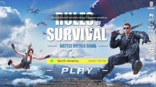 Cara Bermain Rules of Survival di PC
