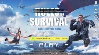 Buat yang suka game Android yang satu ini Panduan Lengkap Cara Bermain Rules of Survival di PC