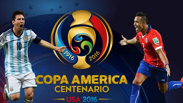 Argentina x Chile (23/03/2016) - Eliminatórias para a Copa do Mundo 2018 - data e Horário