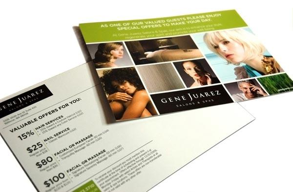 20 Stylish Examples of Salon Brochure Designs - Jayce-o-Yesta