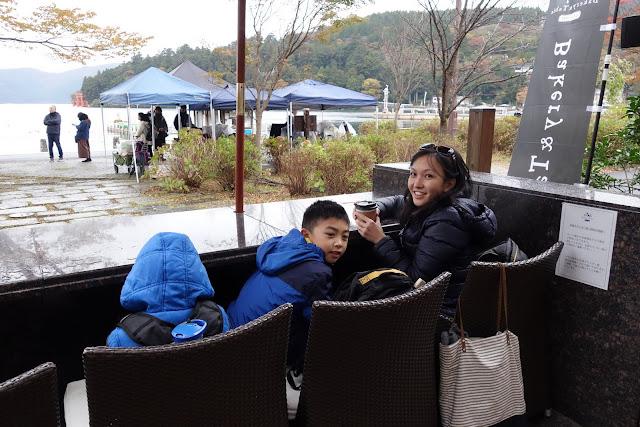 Bakery & Table in Hakone