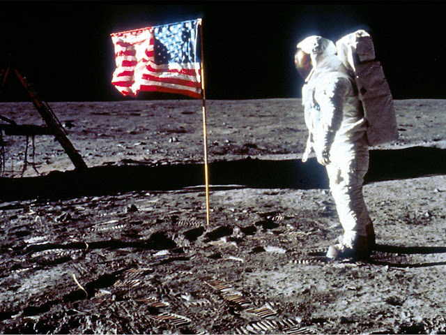 Were US Moon Landings REAL? We'll Verify, Says Russia Space Agency Chief