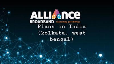 Alliance Broadband Plans