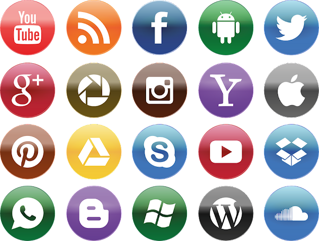9 category & 26 types  of Social media  sites help in boost millions traffic  for  website or  blog
