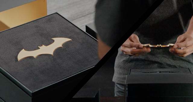 Samsung Announces New Batman-Themed Galaxy S7 Edge Injustice Edition