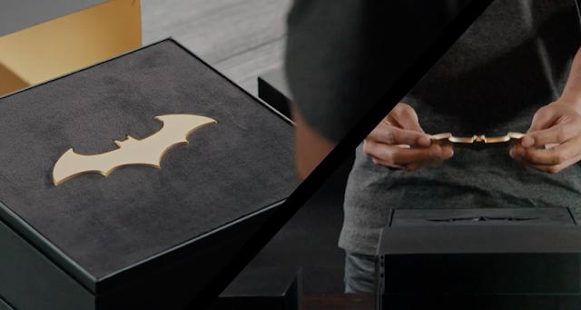 Samsung Announces New Batman-Themed Galaxy S7 Edge Injustice Edition