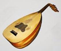 Gambus, alat musik dari Riau