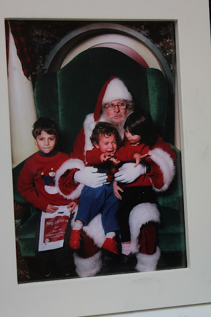 THE CHRISTMAS CARD PHOTO  OR  GET OFF YOUR BROTHER  TAKE 2