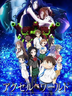 Download Accel World: Infinite∞Burst Subtitle Indonesia