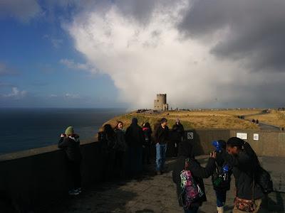 Torre acantilados de Moher