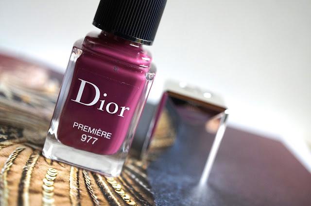 Dior vernis Première 977