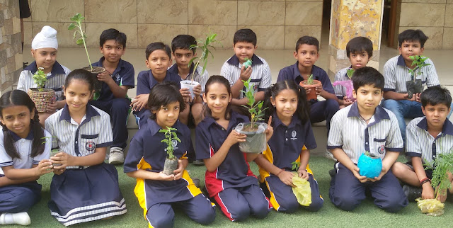 World-Earth-Day-Celebrated-at-Homerton-Faridabad