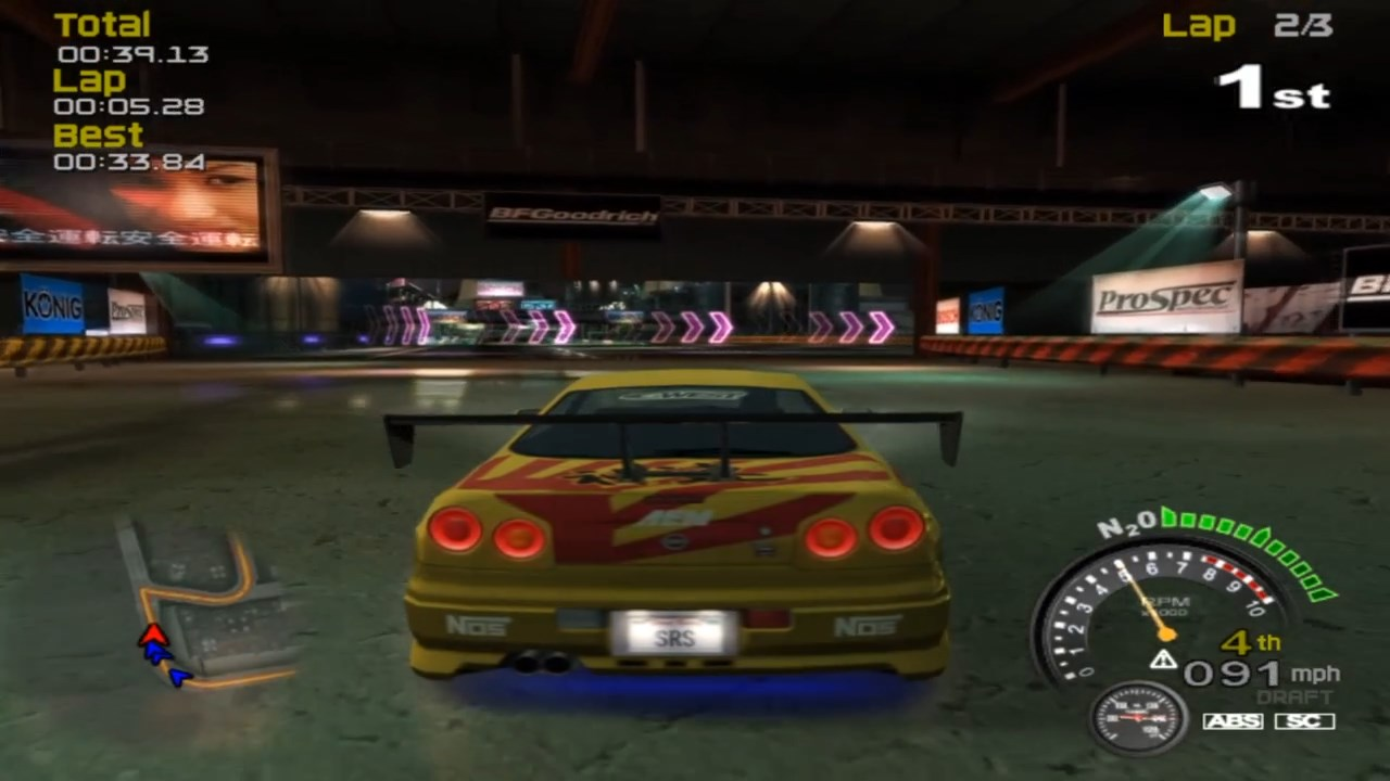 Street Racing Syndicate (2005) A game that motivates you to RACE ...