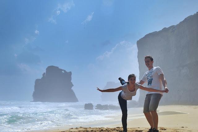 najino sanjsko potovanje: Avstralija