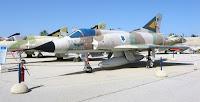 Mirage III israelí