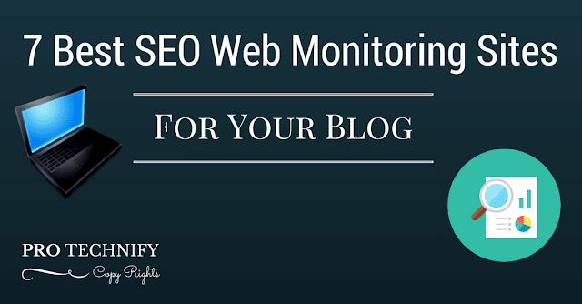 Best SEO web monitoring sites, best seo tools