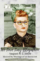 We Love Lucy Blogathon!