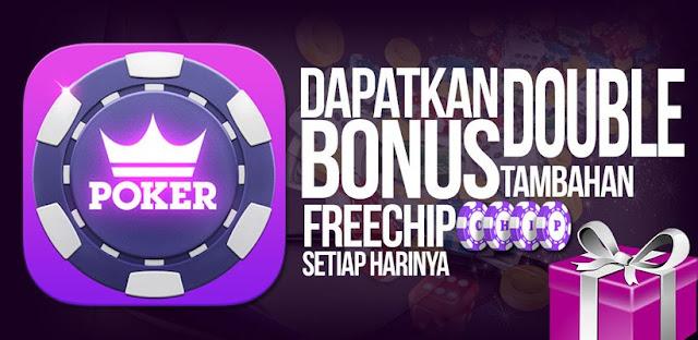 Iyapoker |  Bonus Chip 10.000 Deposit Rp 25.000