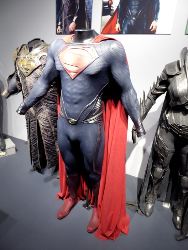 Man of Steel Henry Cavill Superman costume