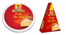 Tirolez inicia a produção dos queijos Brie e Camembert em sua nova planta industrial