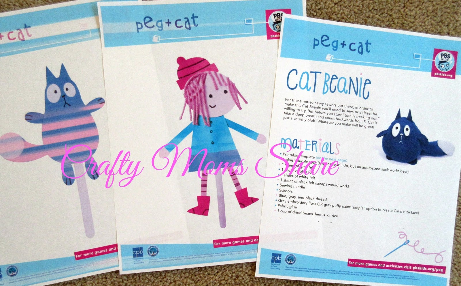 4d604efff97 I definitely see some Peg + Cat crafts in our near future!