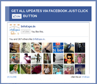 Facebook PopUp Like Box - Fastest & Effective