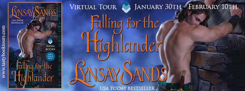 falling for the highlander lynsay sands pdf