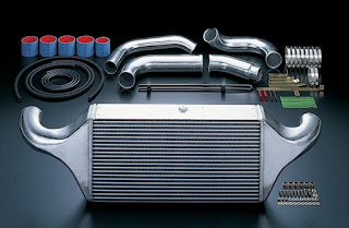 turbo intercooler adalah salah satu varian dari desain mesin turbocharger Perbedaan Mesin Turbo Biasa Dan Turbo Intercooler