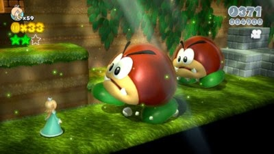 Wobble Reviews - Bob Surlaw's Words of Mouth: Super Mario 3D