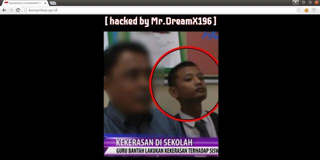 Protes Aksi Pemukulan Terhadap Guru Smk Di Makassar, Hacker Retas Situs Kompolnas.