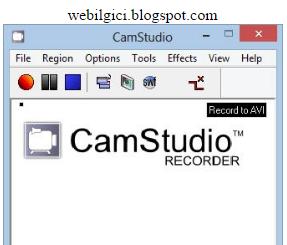 pc ekranı kayıt programı