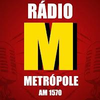 Rádio Metrópole AM 1570 de Gravataí RS